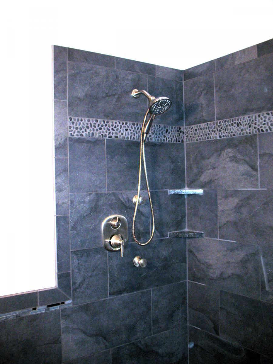 Shower and Bathtub Surrounds | Blue Ridge Tile & Stone